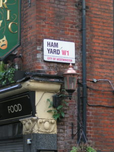 Ham Yard, London